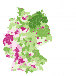 Bevölkerungsdichte 2011