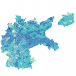 Wahlbeteiligung 1930